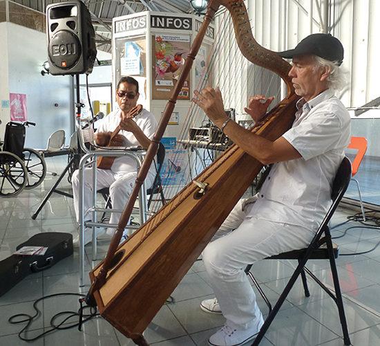 concert-harpe